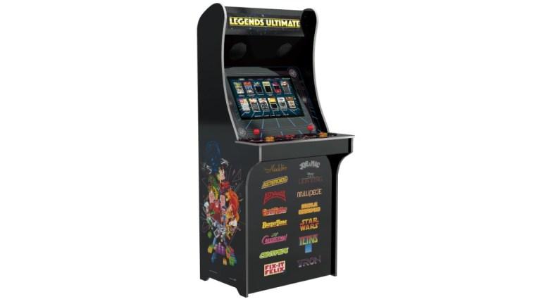 Обзор AtGames Legends Ultimate |  PCMag