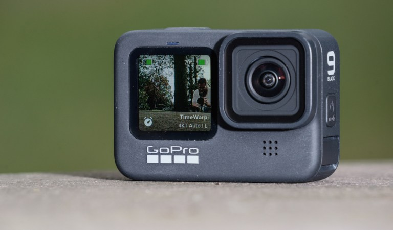 Обзор GoPro Hero9 Black |  PCMag