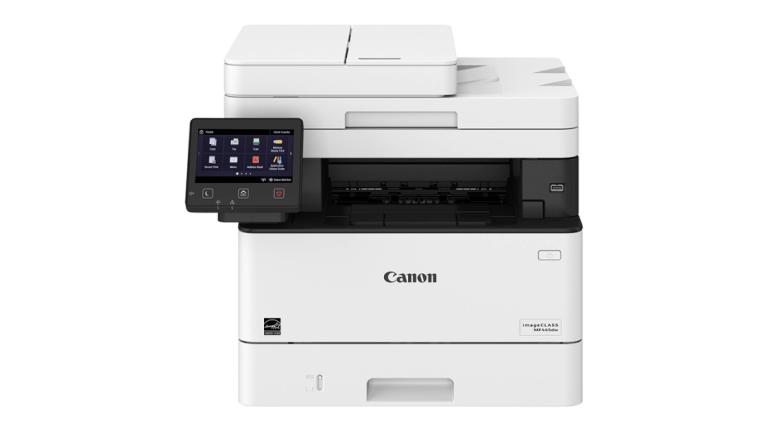 Обзор Canon imageClass MF445dw |  PCMag