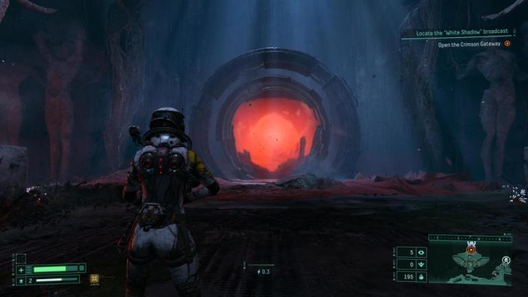 Returnal (для PlayStation 5) Предварительный просмотр