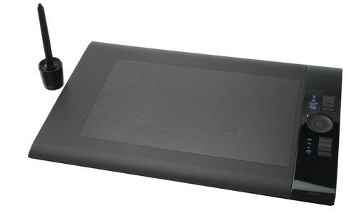 Обзор графического планшета Wacom Intuos 4