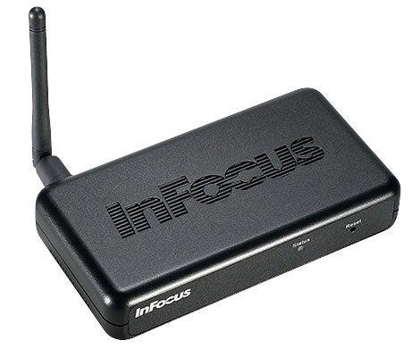 Обзор беспроводного проектора InFocus IN35W и LiteShow II
