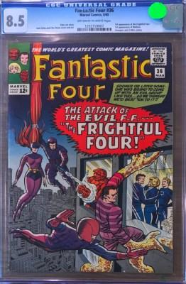 Fantastic_Four_36_CGC_85