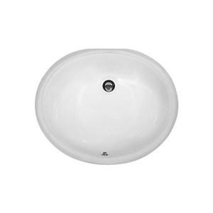 Porcelain Vanity Oval