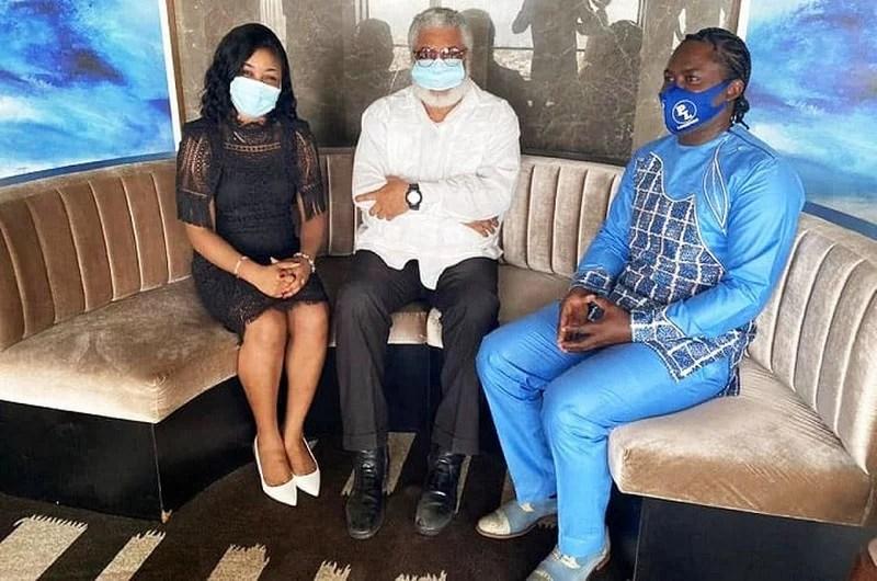 La Togolaise Jeanne Andjaou, la femme au côté de Jerry Rawlings