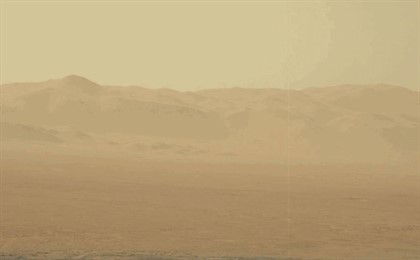 Identificado un nuevo ciclo hidrológico en Marte