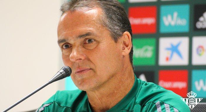 Alexis Trujillo será el coordinador Deportivo del Betis