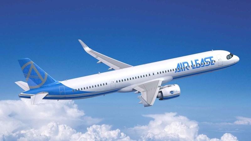 Airbus lanza su nuevo avión A321XLR que estrena con un pedido de Air Lease Corp.