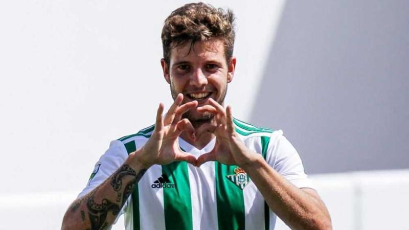 Aitor Ruibal jugará cedido en el CD Leganés
