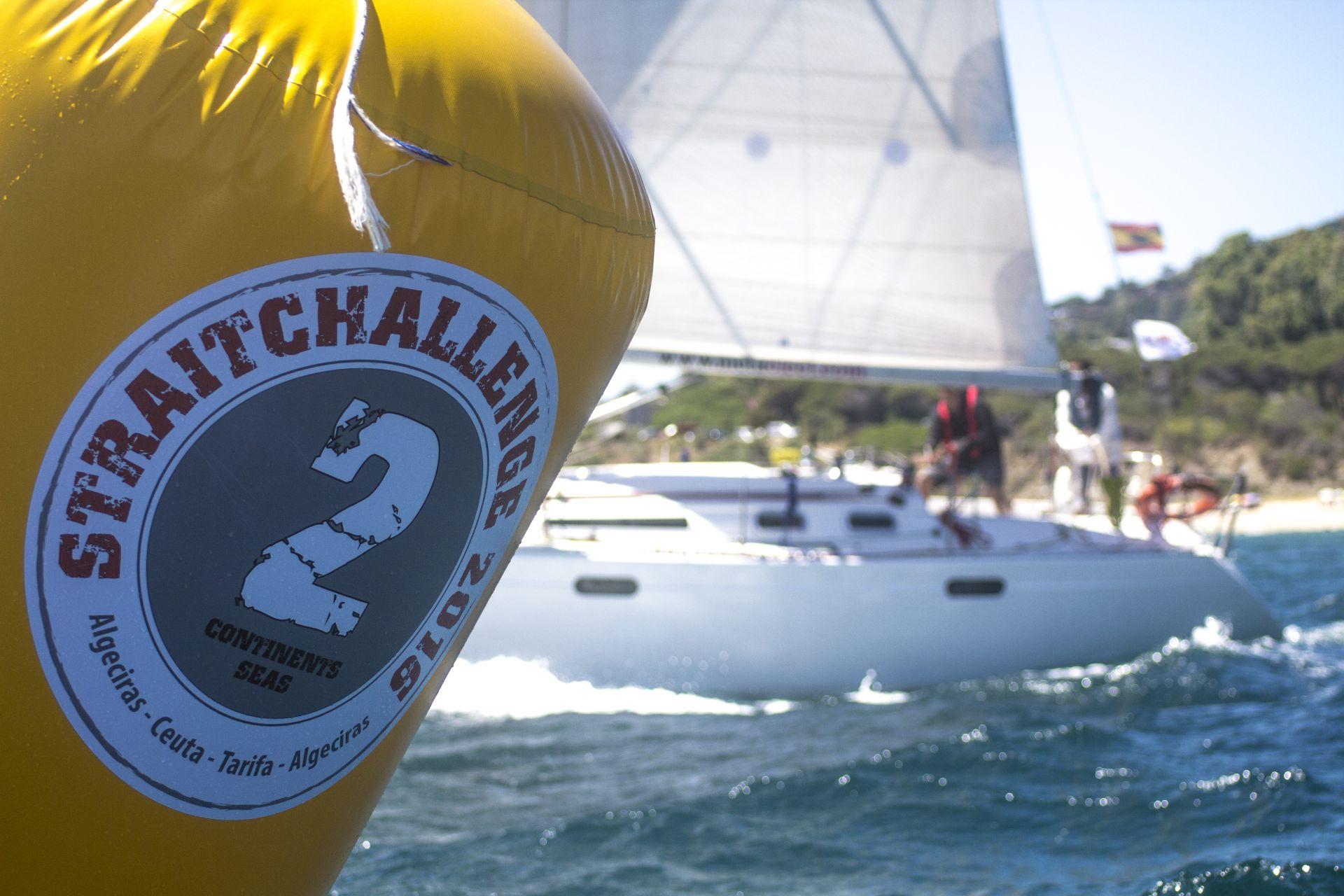 """El barco """"Ceuta Sí"""" renueva el título en la VI Regata Straitchallenge"""