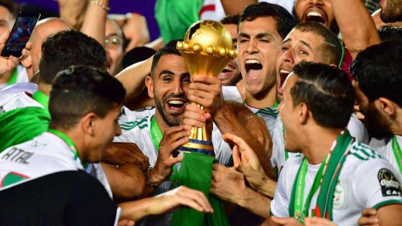 Triunfo de los jugadores en sus selecciones nacionales