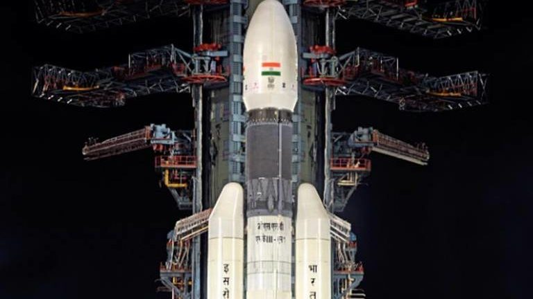 Éxito en el 2º intento de India de lanzar la misión Moon