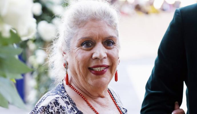 Maria Jimenez recibe el alta médica y vuelve a su casa