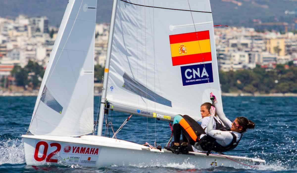 Primer título femenino de la Copa del Rey contará con un barco andaluz