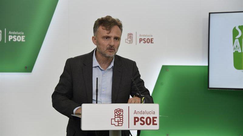 El PSOE-A defiende el compromiso del Gobierno de quitar el peaje de la AP-4