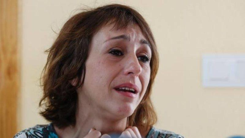 Juana Rivas entrega sus hijos a Arcuri en Italia