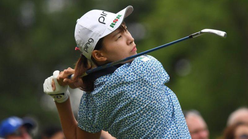 La japonesa Shibuno gana el Open Británico de Golf