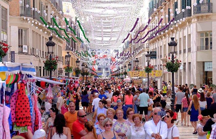 Málaga suspende su Feria pero hará actividades culturales y musicales