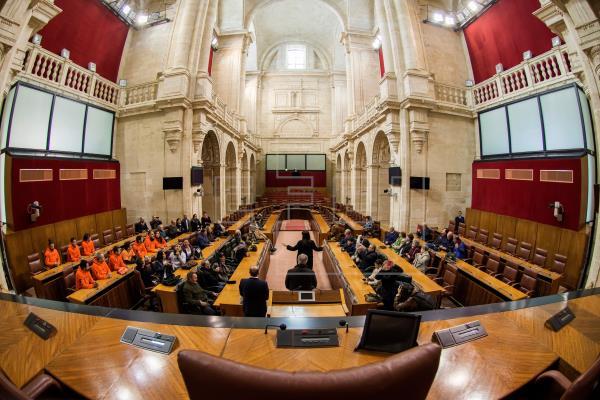 El Parlamento decidirá si comparecen en agosto cuatro consejeros