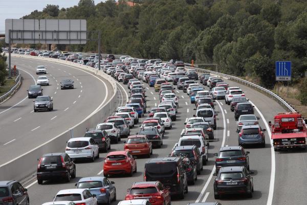 Más de 1,7 millones de desplazamientos previstos en el puente