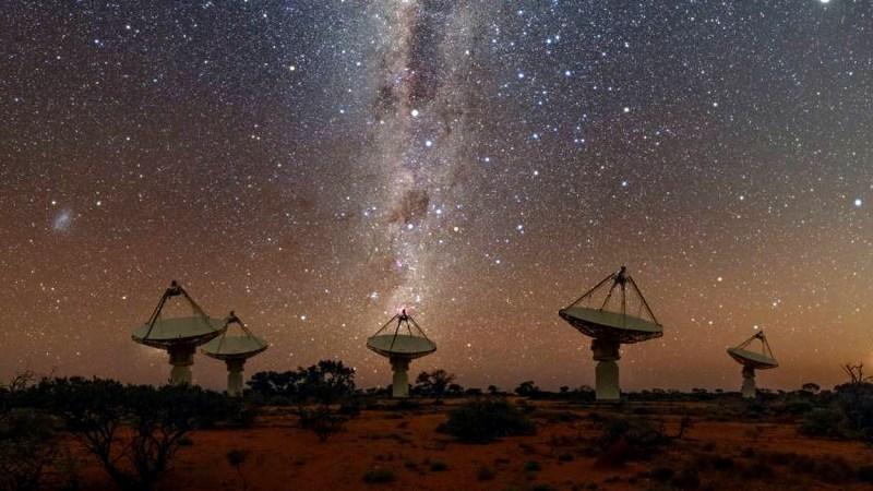 Detectadas unas misteriosas señales FRB a 3.000 millones de años luz