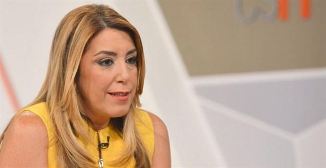 El PSOE-A niega la crisis interna y defiende el liderazgo de Susana Díaz