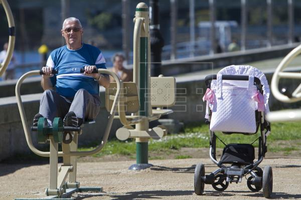 Andalucía tiene 2,17 ocupados por cada pensionista