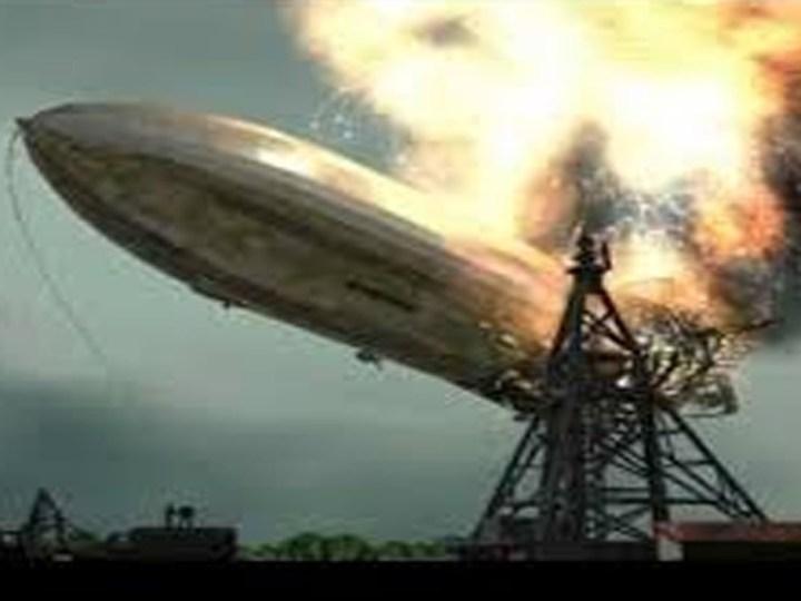 Premoniciones fatales y el dirigible 'Hindenburg'