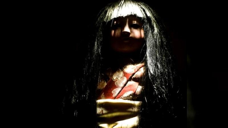 'Okiku', el terrorífico muñeco del mal