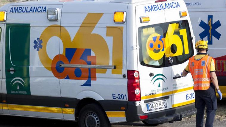 Fallece un motorista en un accidente en la A-44 en Lecrín (Granada)