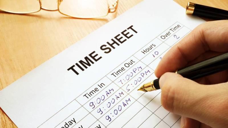 Condenada una empresa por obligar a sus empleados a falsear el registro horario