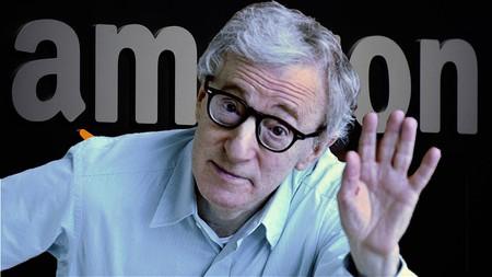 Woody Allen gana parte de la batalla a Amazon