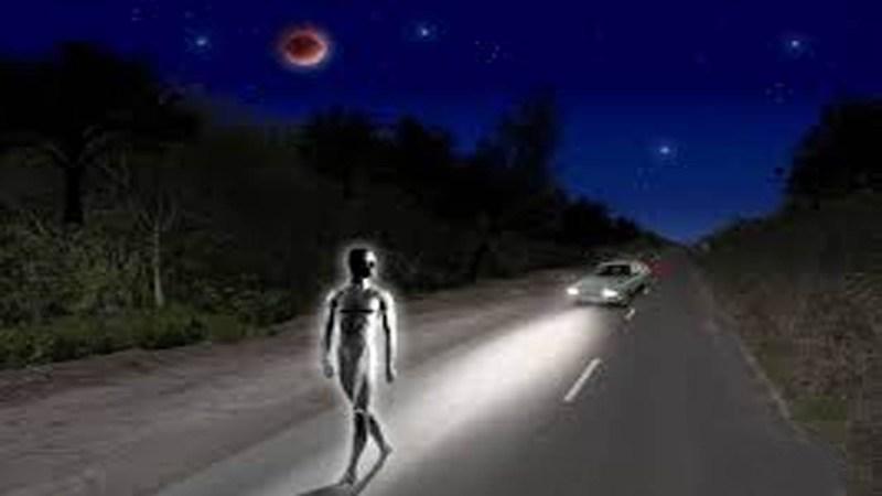 El extraño OVNI de Aracena
