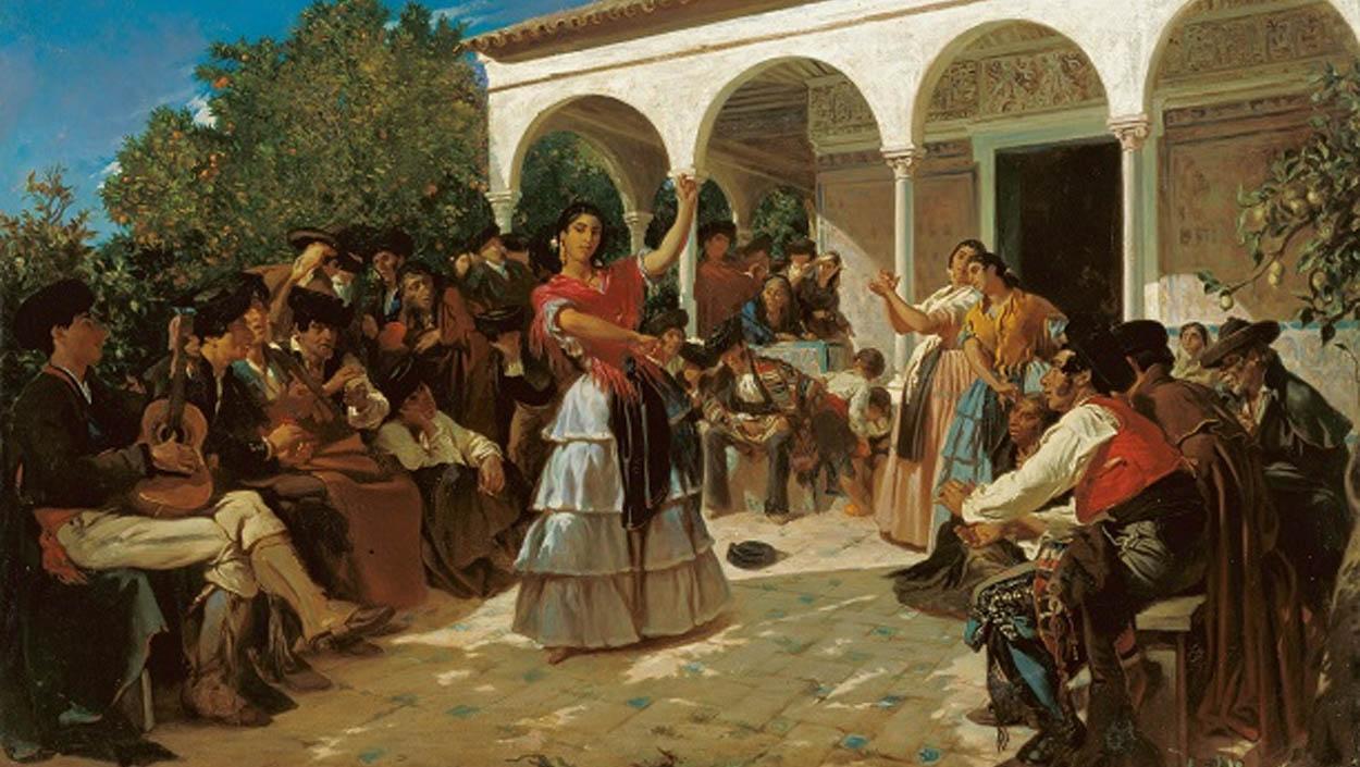 El insospechado origen del flamenco