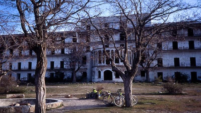 'Urbex': lugares abandonados donde no le gustaría quedarse solo…
