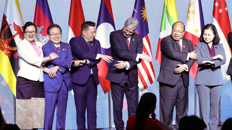 RCEP, un megatratado de libre comercio frente a los aranceles de EEUU