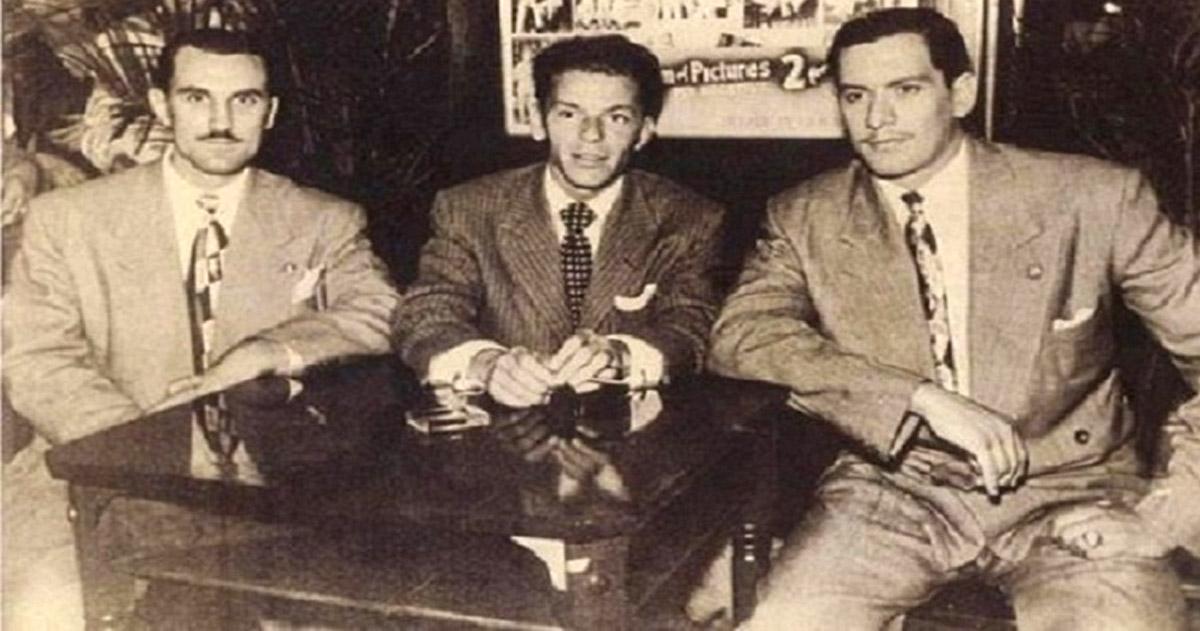 La cara oscura de Frank Sinatra