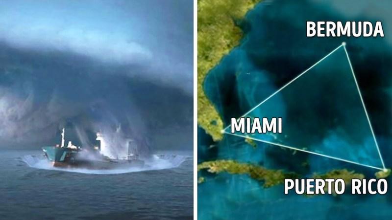 ¿Qué ocurre en el Triángulo de las Bermudas?