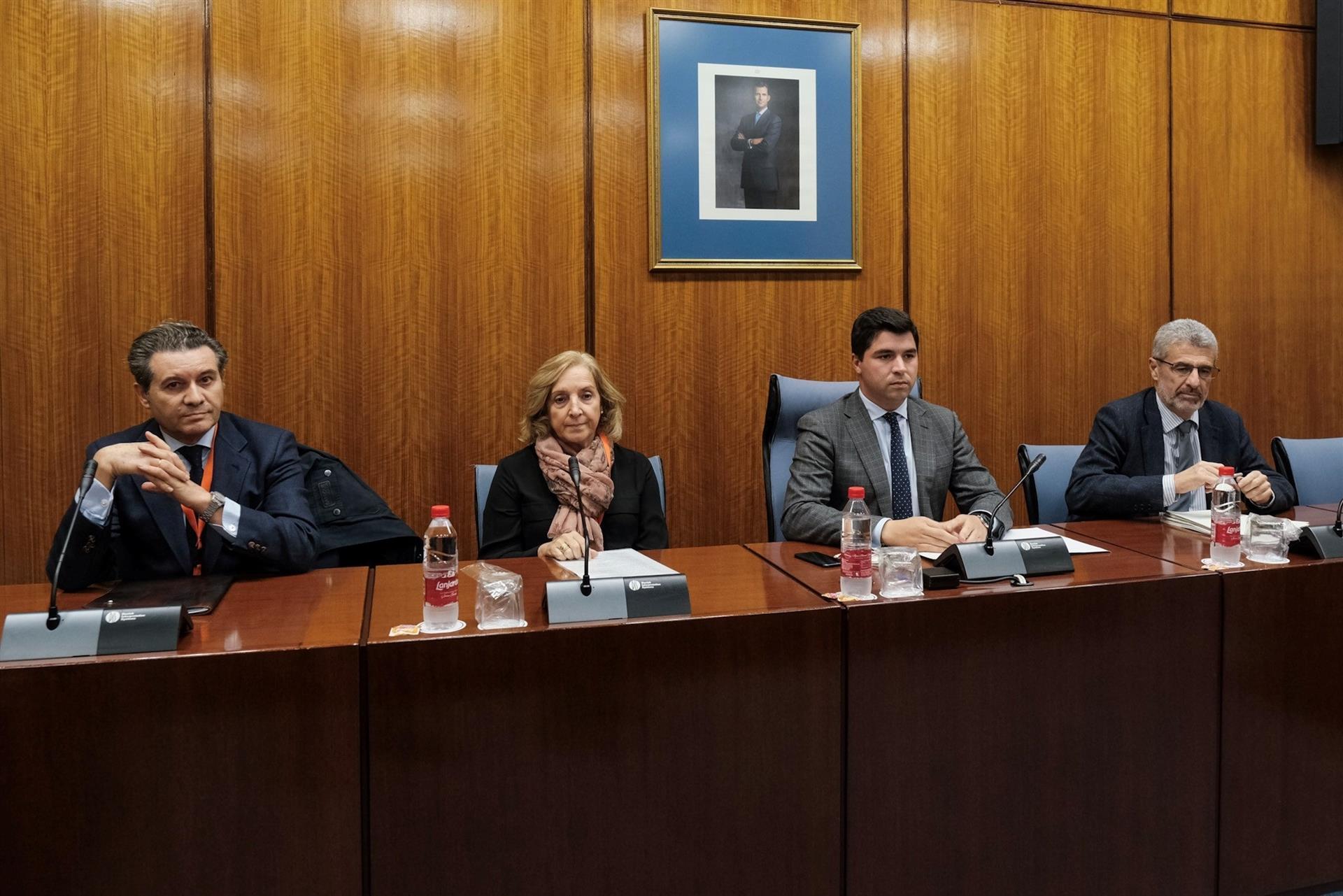 Cuatro extrabajadores de la Faffe rechazan declarar ante la comisión de investigación del Parlamento