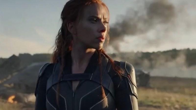'Viuda Negra' primer teaser, pistoletazo de salida a la Fase 4 de Marvel