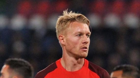 El Sevilla cede al Milan a Kjaer, que estaba a préstamo en el Atalanta