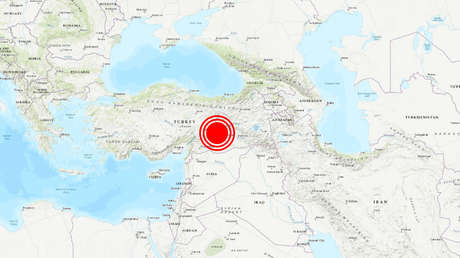 Se registra un potente terremoto de magnitud 6,5 en el este de Turquía y se siente en varios países de la región
