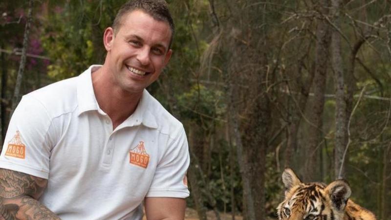 Chad Staples: La heroicidad del zoológico salva a los animales de los incendios de Australia