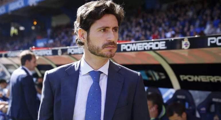 Víctor Sánchez, disconforme por su despedida del Málaga