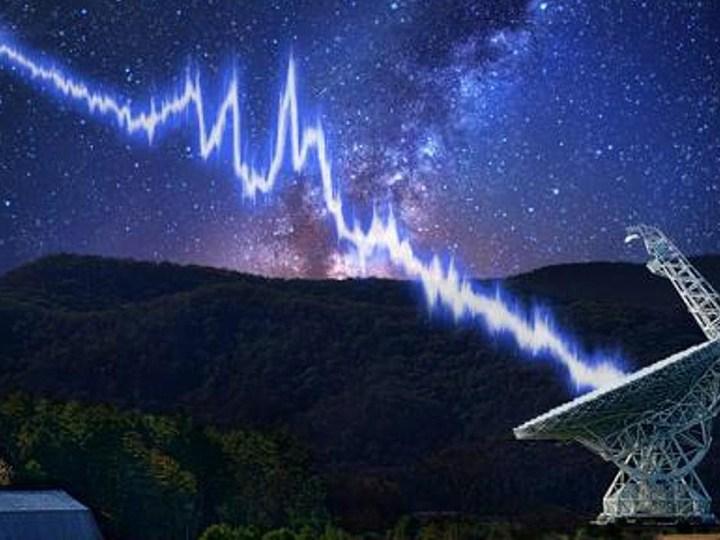 Detectan señales de radio procedentes de la luna de Júpiter Ganimedes
