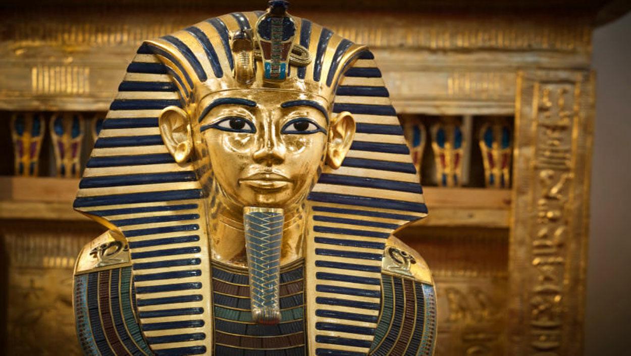 Visita la tumba de Tutankhamón de forma virtual