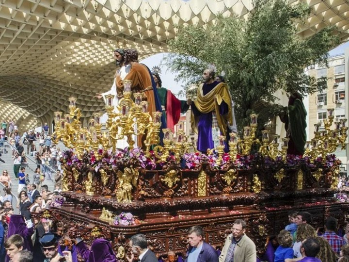 No habrá desfiles de procesiones de Semana Santa en 2021