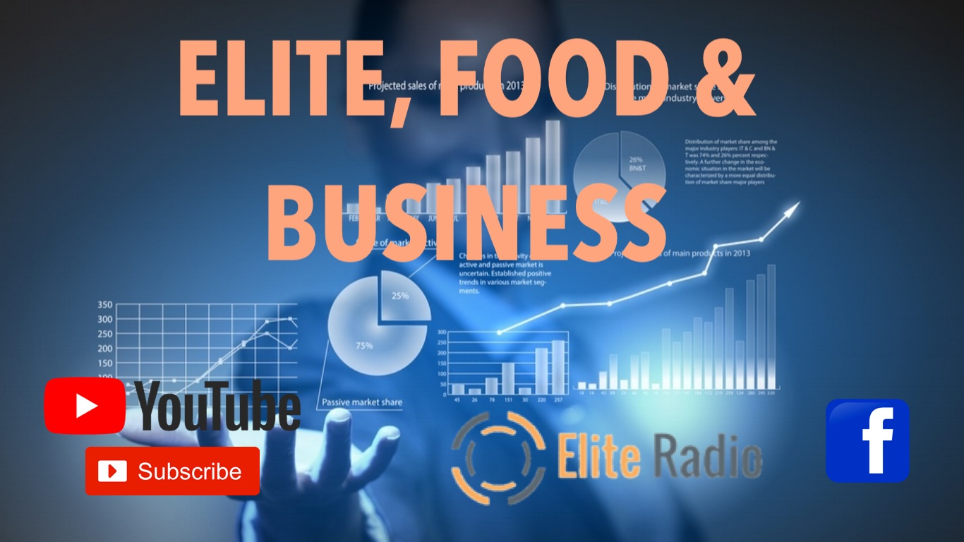 ELITE, FOOD & BUSINESS. ¿CRISIS WHAT CRISIS?