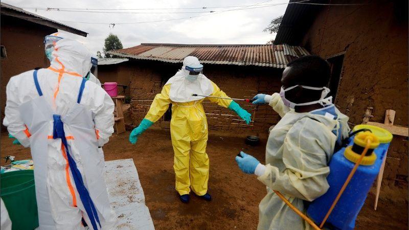 """OMS: """"Un brote muy activo"""" de ébola provoca 49 contagios en el Congo y genera """"gran preocupación"""""""