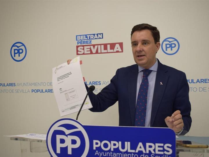 El PP denuncia la falta de dotación de fondos presupuestarios del pacto del turismo